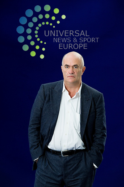 Colm Toibin at the Edinburgh Book Festival, Edinburgh, Scotland, 13th August 2012.Picture:Scott Taylor Universal News And Sport (Europe) .All pictures must be credited to www.universalnewsandsport.com. (Office)0844 884 51 22.