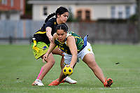 Ki-o-Rahi – CSW Senior Tournament at Te Whiti Park, Lower Hutt, New Zealand on Tuesday 24 September 2019. <br /> Photo by Masanori Udagawa. <br /> www.photowellington.photoshelter.com