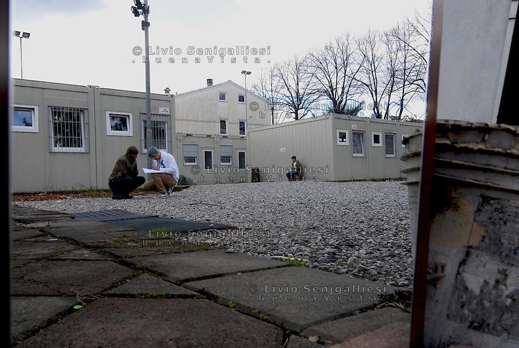 Gorizia / Italia - feb.2016<br /> Centro per l&rsquo;assistenza dei richiedenti asilo gestito da MSF. Ospita 35 profughi in prevalenza afghani arrivati a Gorizia attraverso la rotta balcanica.<br /> Center for the assistance of asylum seekers run by MSF. Hosts 35 mainly Afghan refugees arrived in Gorizia through the Balkan route.<br /> Photo Livio Senigalliesi