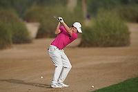 Matthew Fitzpatrick (ENG) during the second round of the Omega Dubai Desert Classic, Emirates Golf Club, Dubai, UAE. 25/01/2019<br /> Picture: Golffile | Phil Inglis<br /> <br /> <br /> All photo usage must carry mandatory copyright credit (© Golffile | Phil Inglis)