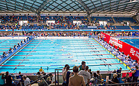 Picture By Allan Mckenzie/SWpix.com - 28/10/2017 - Swimming - Swim England Masters National Champs - Ponds Forge International Sports Centre, Sheffield, England - GV, general view, Swim England, branding.