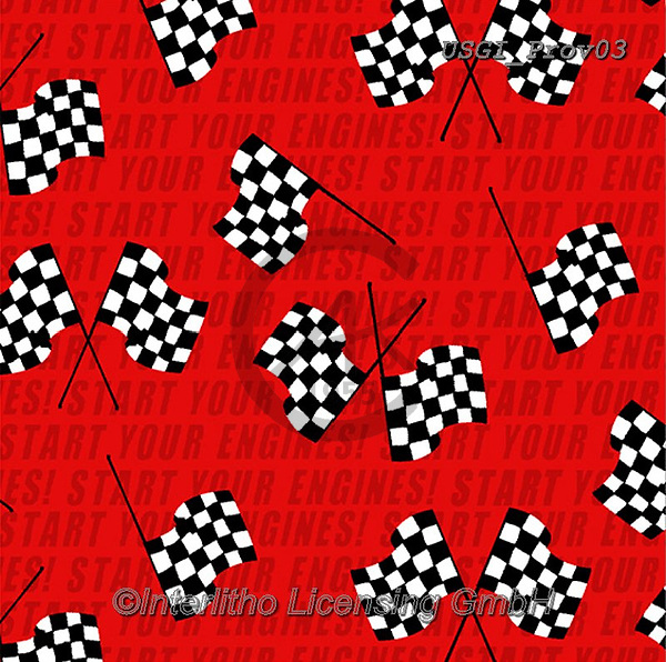 GIORDANO, GIFT WRAPS, GESCHENKPAPIER, PAPEL DE REGALO, paintings+++++Checkered Flags Repeat,USGIPROV03,#gp#, EVERYDAY ,raceing,motosport