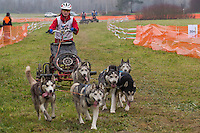 Sleddog FISTC Cart European Championships 2014