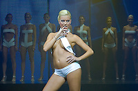 Miss Plastic Hungary 2009 is the first beauty contest ever organized for beauties with surgically enhanced bodies, Budapest, Hungary. Saturday, 10. October 2009. ATTILA VOLGYI