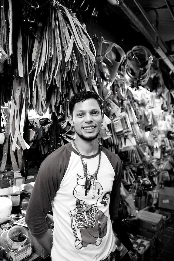 Isaac Martin Ortiz Delgadillo. Hardware store owners in Guadalajara, Jalisco,  Mexico