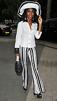 Sinitta at the Syco summer party, Victoria and Albert Museum, Cromwell Road, London, England, UK, on Monday 09 July 2018.<br /> CAP/CAN<br /> &copy;CAN/Capital Pictures