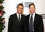Sergio Trujillo and Jack Noseworthy attends The American Theatre Wing's 2019 Gala at Cipriani 42nd Street on September 16, 2019 in New York City.