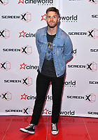 Joel Dommett<br /> Launch party of Cineworld Group's new Korean-developed technology, using projections on the side of theatre walls to create a 270 degree viewing experience, at Cineworld Greenwich, The O2, London, England, UK.<br /> CAP/JOR<br /> &copy;JOR/Capital Pictures