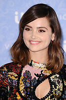 Jenna Coleman at the photocall for season two of &quot;Victoria&quot; at Ham Yard Hotel, London, UK. <br /> 24 August  2017<br /> Picture: Steve Vas/Featureflash/SilverHub 0208 004 5359 sales@silverhubmedia.com