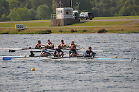 Wallingford Rowing Club Regatta 2011. Dorney..(J15A.4+).Latymer Upper School - B (314).Great Marlow School (315).