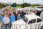 The annual gathering weekend of The Type 2 Ireland VW Camper Club at the Railway Tavern Camp on Saturday