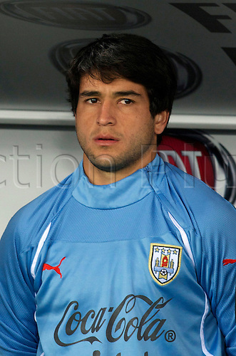 15.11.2011. Rome Italy.  Nicolas Lodeiro (URU)International friendly match between Italy 0-1 Uruguay at Olimpico Stadium in Rome, Italy.