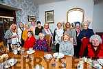 Ballybunion Active retire Group enjoying a meal at Bella Bia's before Westside story on Friday