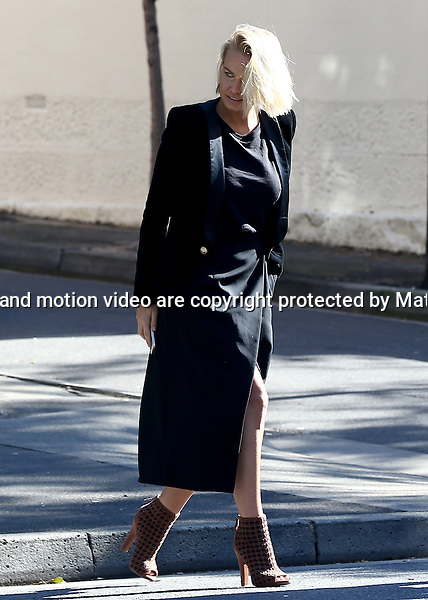 8 JULY 2014 SYDNEY AUSTRALIA<br /> <br /> EXCLUSIVE PICTURES<br /> <br /> Lara Bingle pictured visiting the Cotton On Store at George Street Sydney and later having breakfast in Surry Hills.<br /> <br /> <br /> *No internet without clearance*.<br /> MUST CALL PRIOR TO USE <br /> +61 2 9211-1088. <br /> <br /> Matrix Media Group.Note: All editorial images subject to the following: For editorial use only. Additional clearance required for commercial, wireless, internet or promotional use.Images may not be altered or modified. Matrix Media Group makes no representations or warranties regarding names, trademarks or logos appearing in the images.