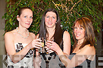 Having a great time Denise, Bernie Tangney Kenmare and Eileen Dineen Killarney at the HOPE Ball in the Brehon Hotel Killarney on Saturday night   Copyright Kerry's Eye 2008