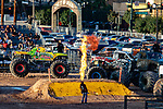 Plaza Monster Trucks