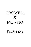Crowell & Moring DeSouza