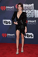 11 March 2018 - Inglewood, California - Sarah Hyland. 2018 iHeart Radio Awards held at The Forum. <br /> CAP/ADM/BT<br /> &copy;BT/ADM/Capital Pictures