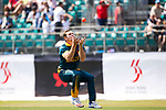 Captain Sarel Erwee of South Africa catches out Jordan Clark of Marylebone Cricket Club during Day 1 of Hong Kong Cricket World Sixes 2017 Group A match between Marylebone Cricket Club vs South Africa at Kowloon Cricket Club on 28 October 2017, in Hong Kong, China. Photo by Vivek Prakash / Power Sport Images