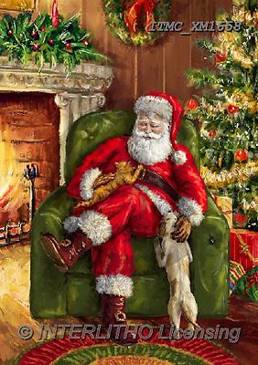 Marcello, CHRISTMAS SANTA, SNOWMAN, WEIHNACHTSMÄNNER, SCHNEEMÄNNER, PAPÁ NOEL, MUÑECOS DE NIEVE, paintings+++++,ITMCXM1658,#X#