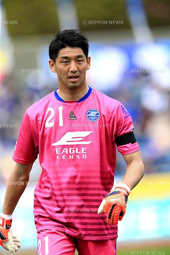 Toshiyasu Takahara (Zelvia), APRIL 23, 2016 - Football /Soccer : 2016 J2 League match between FC Machida Zelvia 1-0 V.Varen Nagasaki at Machida Stadium, Tokyo, Japan.  (Photo by AFLO SPORT)