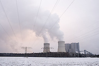 2015/01/24 Energie | Schwarze Pumpe | Braunkohle-Kraftwerk
