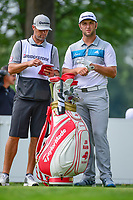Jon Rahm (ESP) during Friday's round 2 of the World Golf Championships - Bridgestone Invitational, at the Firestone Country Club, Akron, Ohio. 8/4/2017.<br /> Picture: Golffile | Ken Murray<br /> <br /> <br /> All photo usage must carry mandatory copyright credit (&copy; Golffile | Ken Murray)