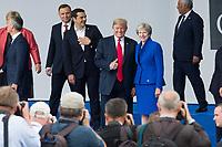 Nato Summit opening ceremony in Brussels - Belgium