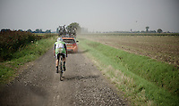 gravel road<br /> <br /> 90th Schaal Sels 2015