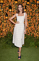 PACIFIC PALISADES, CA - OCTOBER 06: Louise Roe arrives at the 9th Annual Veuve Clicquot Polo Classic Los Angeles at Will Rogers State Historic Park on October 6, 2018 in Pacific Palisades, California.<br /> CAP/ROT/TM<br /> &copy;TM/ROT/Capital Pictures