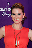 Sarah Drew attending the 11th Annual Chrysalis Butterfly Ball held at a private residence in Los Angeles, California on 9.6.2012..Credit: Martin Smith/face to face /MediaPunch Inc. ***FOR USA ONLY*** NORTEPHOTO.COM
