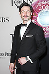 Max von Essen pictured at the 66th Annual Tony Awards held at The Beacon Theatre in New York City , New York on June 10, 2012. © Walter McBride / WM Photography