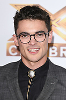 Jonny Labey<br /> at the photocall of X Factor Celebrity, London<br /> <br /> ©Ash Knotek  D3524 09/10/2019