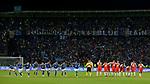 Millonarios venció por penales 4-3 (0-0 en el partido) a Independiente Santa Fe. Final Torneo Fox Sports 2019.