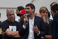 Nicola Fratoianni MP (Italian politician, Member of Parliament for LeU, Liberi e Uguali).<br />