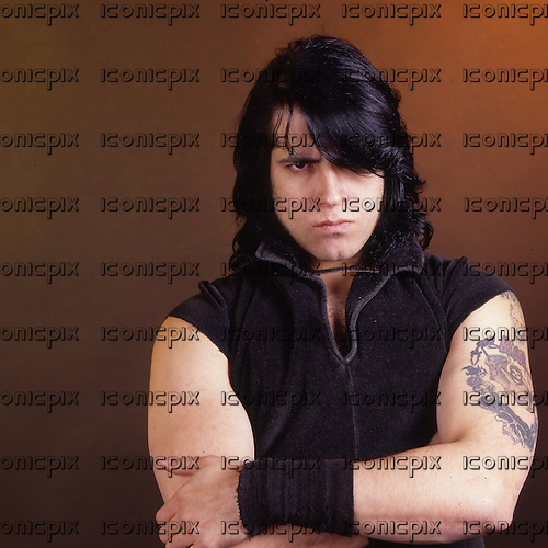 DANZIG - Glenn Danzig - photosession in London UK - 11 Oct 1988.  Photo credit: George Chin/IconicPix