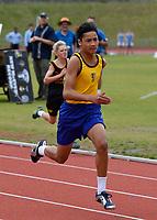 Athletics &ndash; McEvedy Shield at Newtown Park, Wellington, New Zealand on Tuesday 6 March 2018.<br /> Photo by Masanori Udagawa. <br /> www.photowellington.photoshelter.com