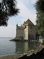 Château de Chillon on Lake Geneva