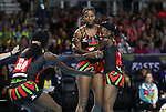 2016 Fast 5 Netball World Series<br /> Game 7<br /> Malawi v Jamaica<br /> <br /> Photo: Grant Treeby