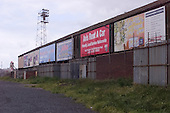 23/06/2000 Blackpool FC Bloomfield Road Ground..Rear of the West stand (North view).....© Phill Heywood.