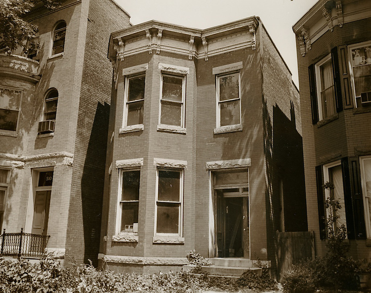 UNDATED before 1972..Ghent ..508 Colonial Ave