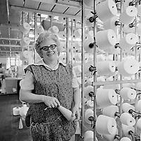 369-06 Creel tender, Arbeka Webbing, Pawtucket, RI 1974