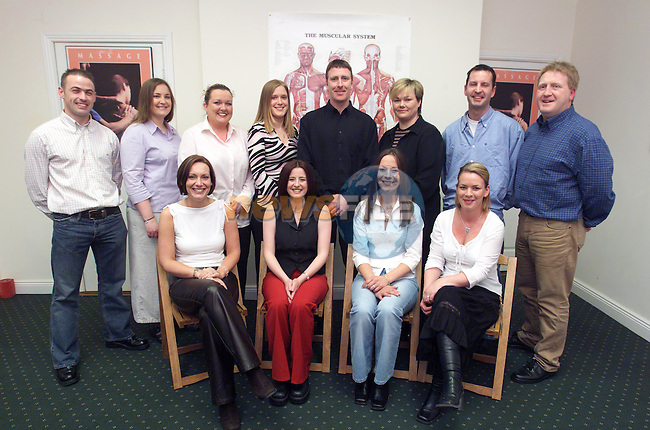 Front Left to right: margaret Grimes, Ashling Fox, Tonya Van Strien and Ann Marie Murphy. Back Left to Right, garreth hackett, patricia Moore, Naticia Kierans, Roisin callan, Eddie Melia, Lillian Melia , Brian Millen and Gerry Quinn, who received lifesupport awards after completing therre course with Eddie melia in Life Support in Fair Street...Picture Fran Caffrey Newsfile...This Picture is sent to you by:..Newsfile Ltd.The View, Millmount Abbey, Drogheda, Co Louth, Ireland..Tel: +353419871240.Fax: +353419871260.GSM: +353862500958.ISDN: +353419871010.email: pictures@newsfile.ie.www.newsfile.ie