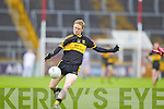 Colm Cooper Dr. Crokes in action against  Castlehaven in the Munster Senior Club Final at Pairc Ui Caoimh on Sunday