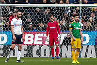 Bolton Wanderers' Remi Matthews looks on  <br /> <br /> Photographer Andrew Kearns/CameraSport<br /> <br /> The EFL Sky Bet Championship - Bolton Wanderers v Preston North End - Saturday 9th February 2019 - University of Bolton Stadium - Bolton<br /> <br /> World Copyright &copy; 2019 CameraSport. All rights reserved. 43 Linden Ave. Countesthorpe. Leicester. England. LE8 5PG - Tel: +44 (0) 116 277 4147 - admin@camerasport.com - www.camerasport.com