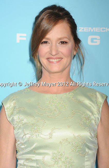 HOLLYWOOD, CA - OCTOBER 23: Melissa Leo arrives at the 'Flight' - Los Angeles Premiere at ArcLight Cinemas on October 23, 2012 in Hollywood, California.