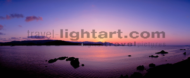 www.travel-lightart.com, ©Paul J. Trummer, Asia, Countries, Country, Geography, Thailand, Asien, Geografie, Länder, Siam, Staat, Staaten, Big Buddha Beach, Ko Samui, Sunset, insel, Inseln, Landschaft, Landschaftsform, Landschaftsformen, island, islands, landscape, landscape form, landscape forms, landscapes, Meere, Ozeane, Gestirn, Gestirne, Himmelskoerper, Himmelskörper, Licht, Sonne, Sonnen, Sonnenschein, Sonnenuntergaenge, Sonnenuntergang, Sonnenuntergänge, celestial bodies, celestial body, celestial bodys, light, sun, Küste, Küsten, Küstenlandschaft, Meeresstrand, Sandstrand, Sandstrände, Straende, beaches, coast, coastal landcsapes, coastline, coastlines, coasts, sand, sandy beach, sandy beaches, bodies of water, body of water, Gulf of Siam, Gulf of Thailand, sea, seas, south China sea, Gewässer, Golf von Siam, Golf von Thailand, Meer, Südchinesische See, Südchinesisches Meer