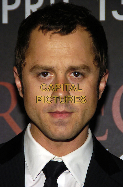 "GIOVANNI RIBISI.Columbia Pictures and Revolution Studios premiere of ""Perfect Stranger"" at Ziegfield Theater, New York, New York, USA..April 10th, 2007.headshot portrait .CAP/ADM/BL.©Bill Lyons/AdMedia/Capital Pictures *** Local Caption ***"