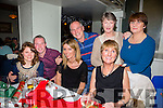 Annascaul Walkers enjoying their Christmas party on Saturday night at the Brogue Inn  l-r  Ann Marie Brosnan, John McCarthy, Annette Inez, Colette McGuire, James Spillane, Mairead Sheehy and Eileen Lenihan