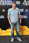 Host Nico Abad attends to the photocall during the premiere of &quot;Atrapa la Bandera&quot; at Kinepolis Cinema in Madrid, August 26, 2015. <br /> (ALTERPHOTOS/BorjaB.Hojas)